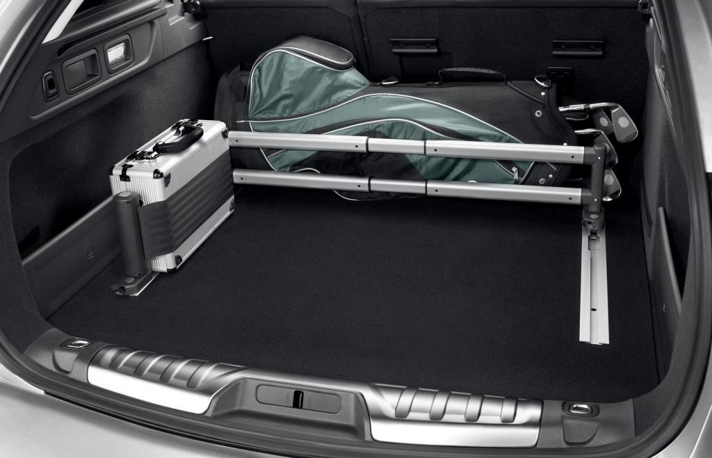 Laderaum-Fixiersystem für den Peugeot 508 SW.