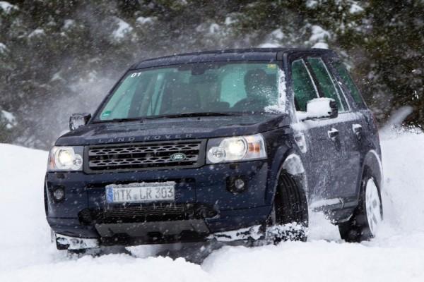 Land Rover Freelander: Erdferkel im neuen Gewand