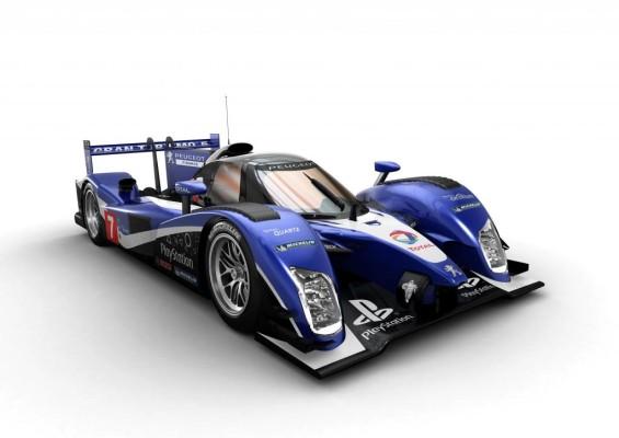 Le Mans 2011: Peugeot setzt neuen 908 ein