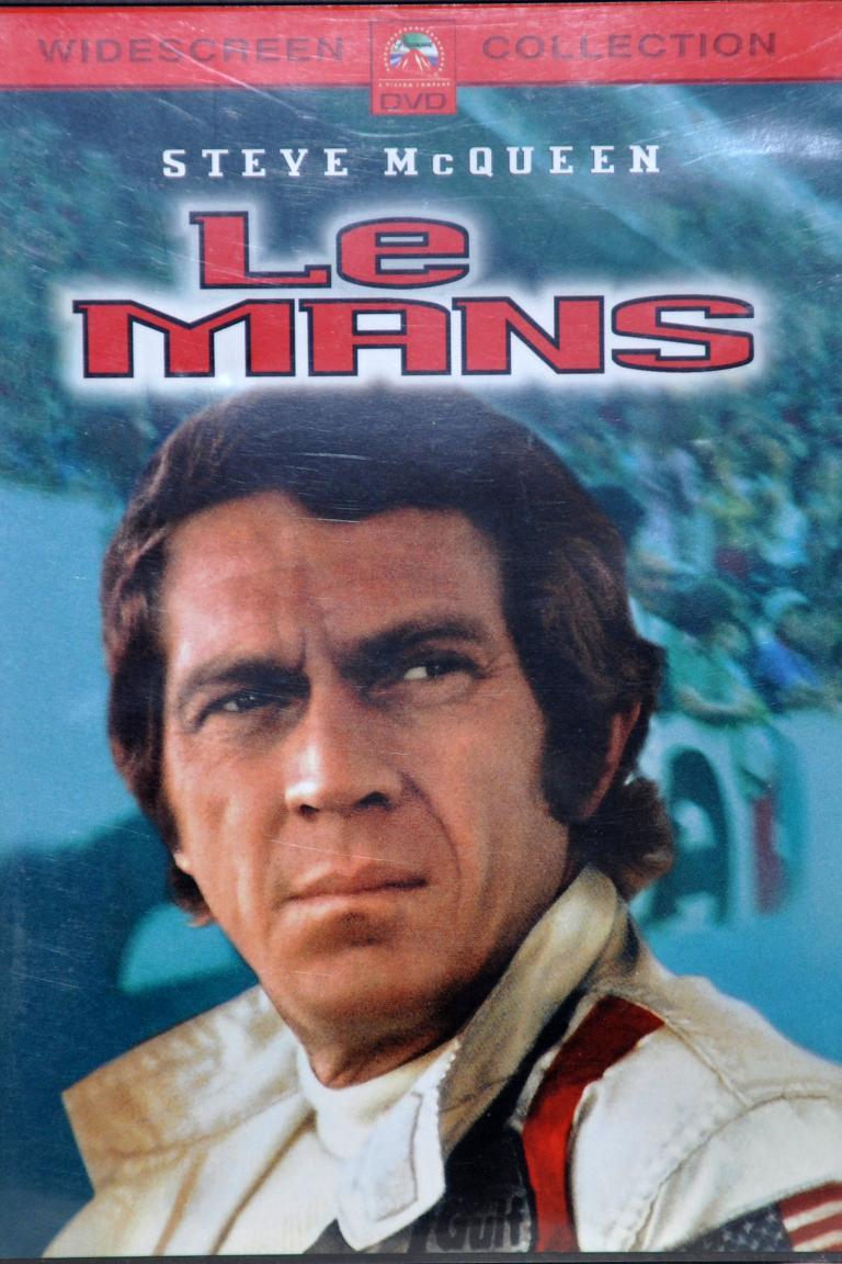 Le Mans ist ein toller Rennfahrerfilm mit Steve McQueen