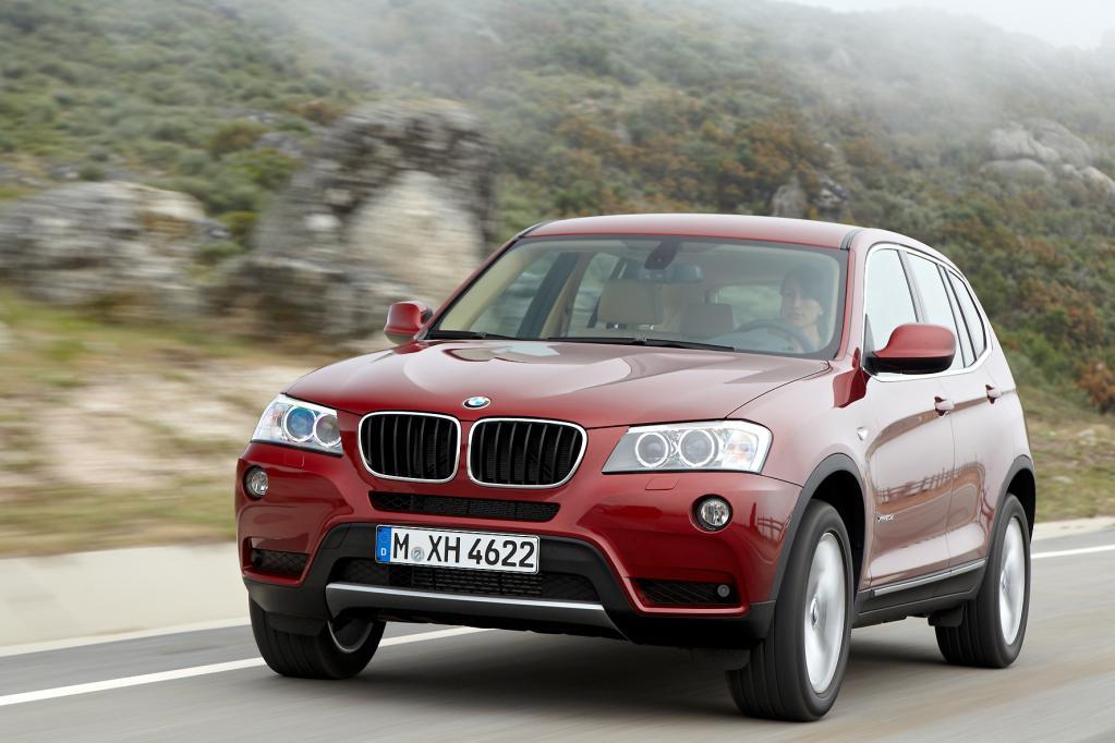 Leserwahl: BMW X3 ist ''Geländewagen des Jahres''