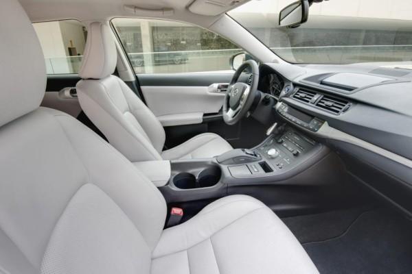 Lexus: Intelligente Heizungssteuerung senkt den Spritverbrauch