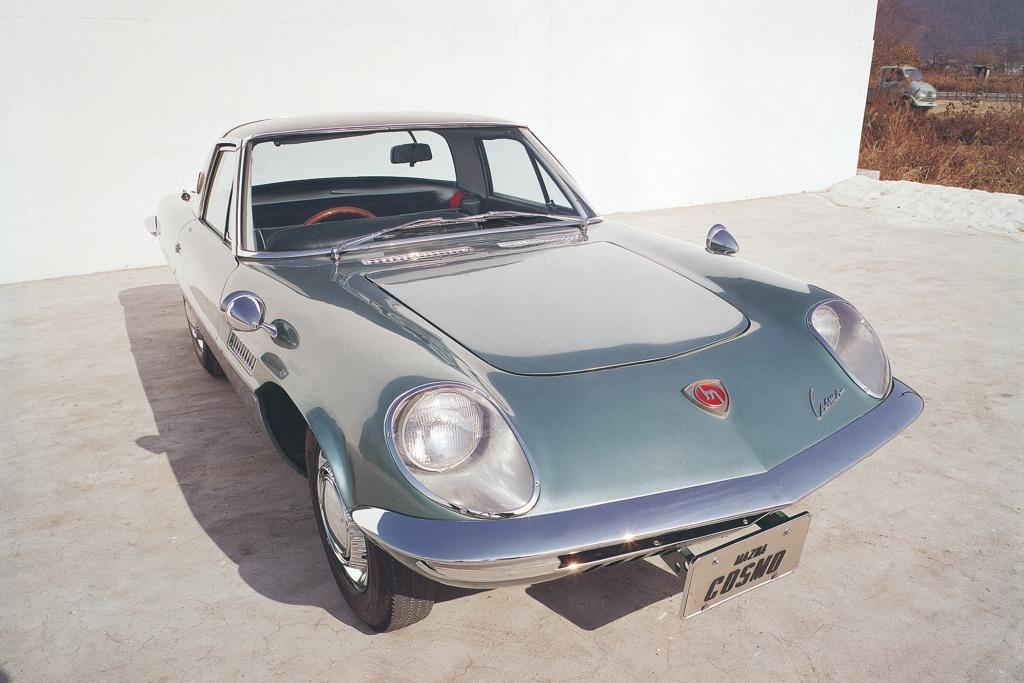 Mazda Cosmo Sport 110S. 1967.