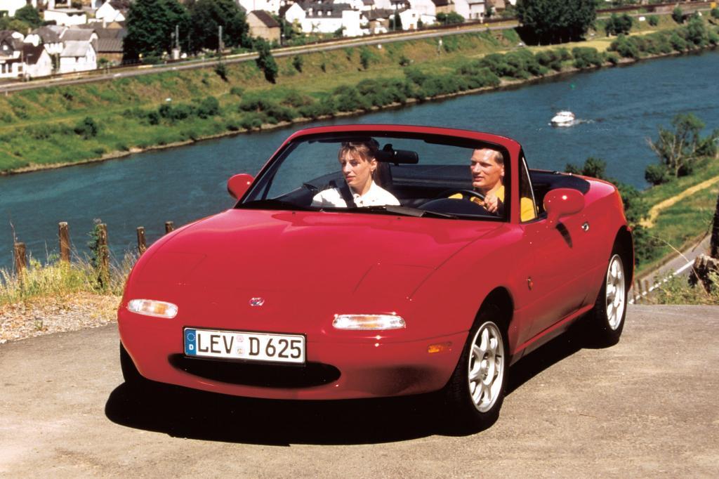 Mazda MX-5 ab 1990