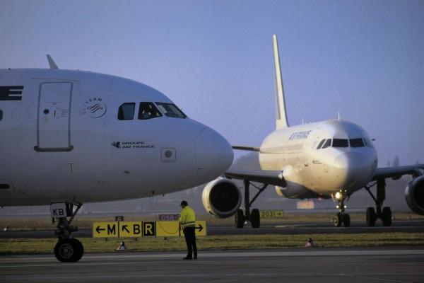 Mehr Fluggäste in Deutschland