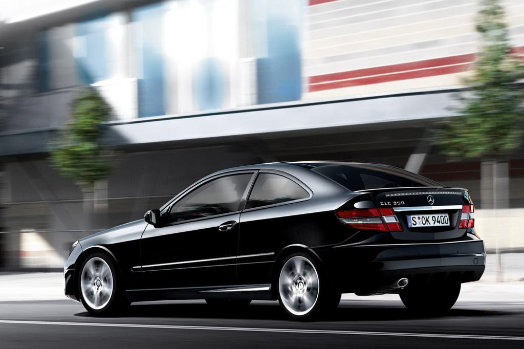 Mercedes-Benz CLC - Aus für den Brasilianer