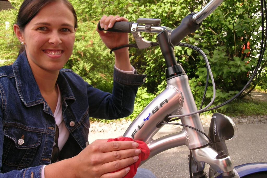 Mit Sicherheit auf die erste Fahrradtour
