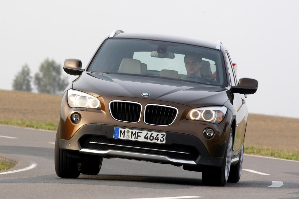 Mit einem Basispreis von 35.000 Euro ist der BMW recht teuer