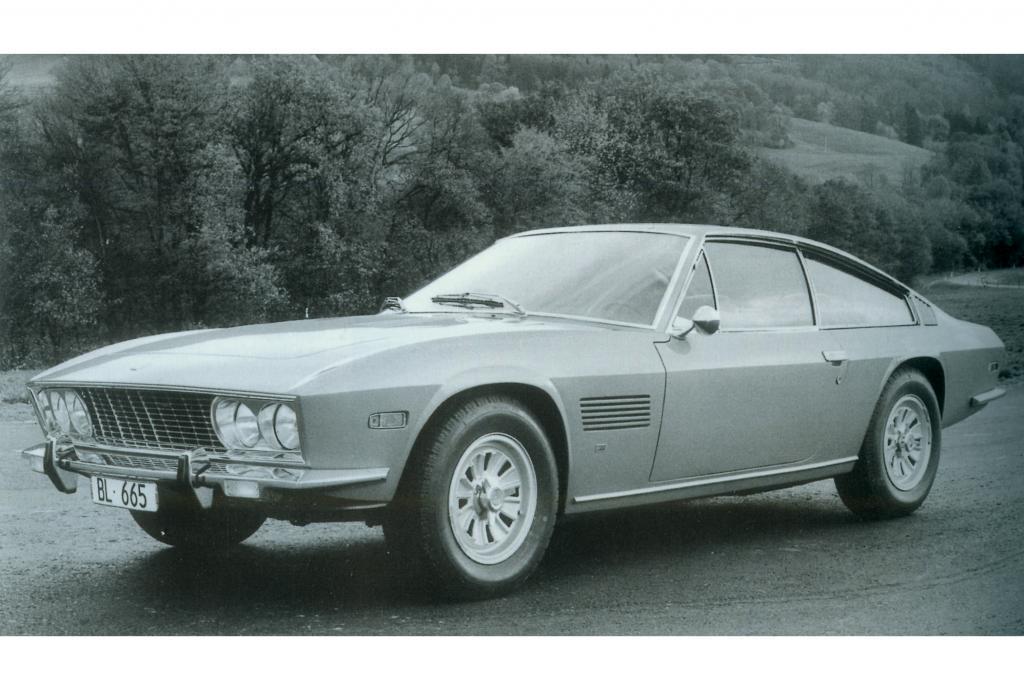 Monteverdi High Speed 375 SL, 1971