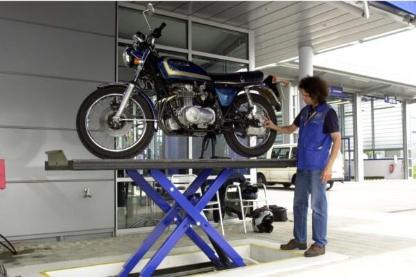 Motorrad: Detailverbesserungen mit Köpfchen