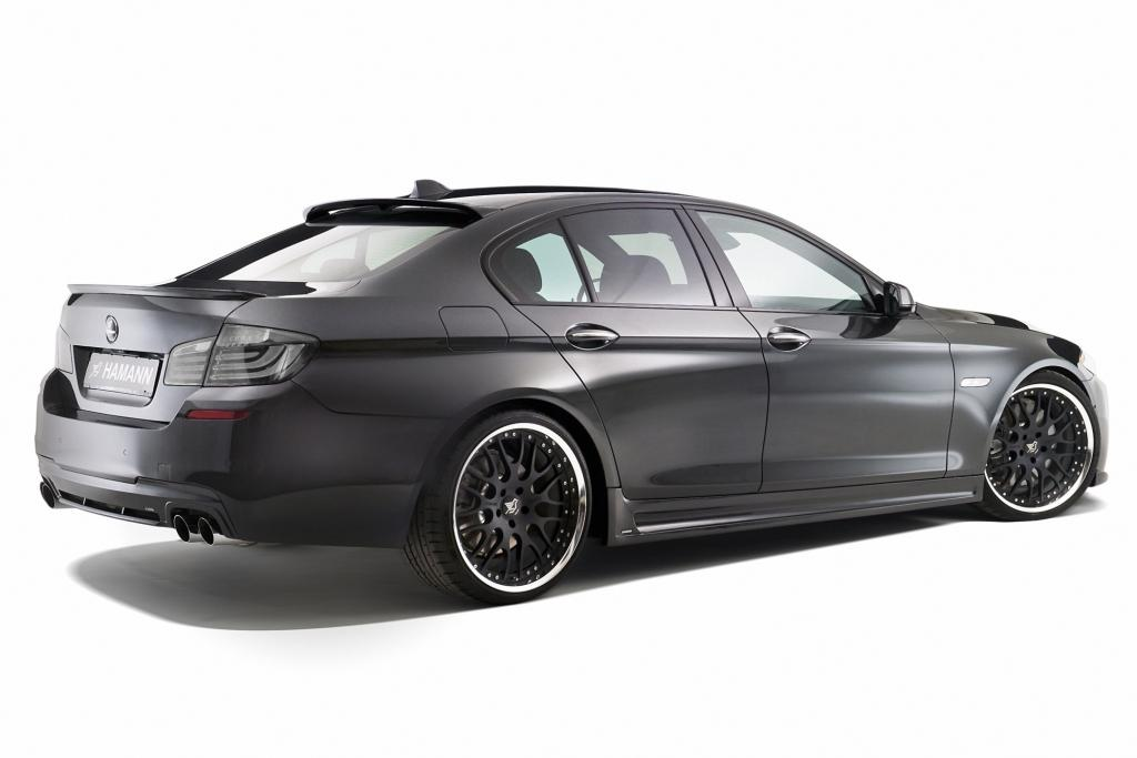 Noch mehr Individualität für den 5er BMW