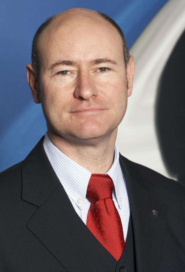 Oliver Kurtz - Geschäftsführer der Peugeot Motocycles.