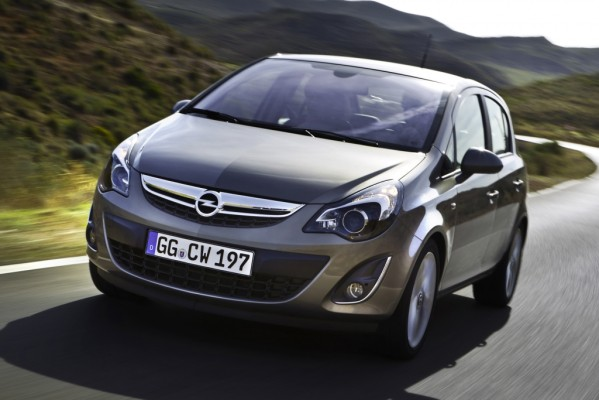 Opel Corsa SUV - Der Kraxler aus Hessen