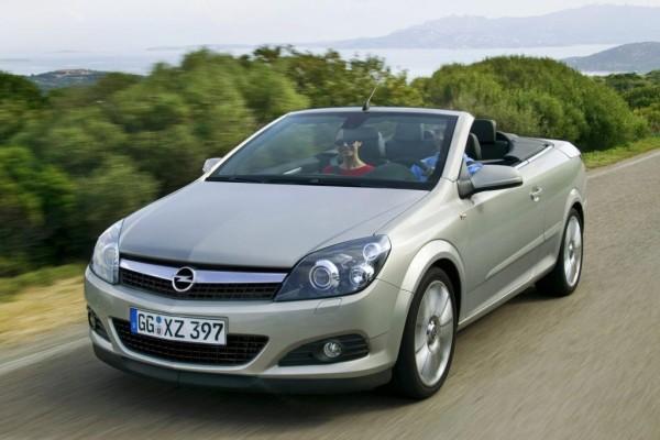 Opel baut sein neues Cabrio in Polen