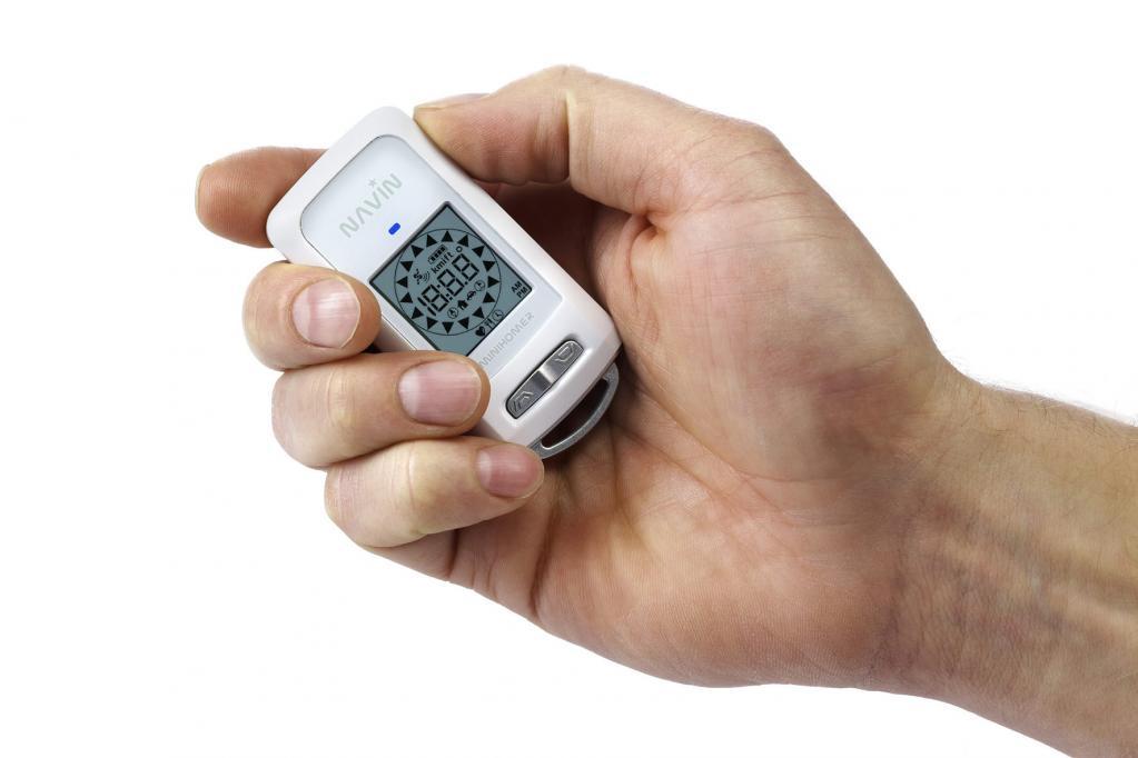 Perfekte Orientierung in der Stadt mit kleinstem GPS-Navi