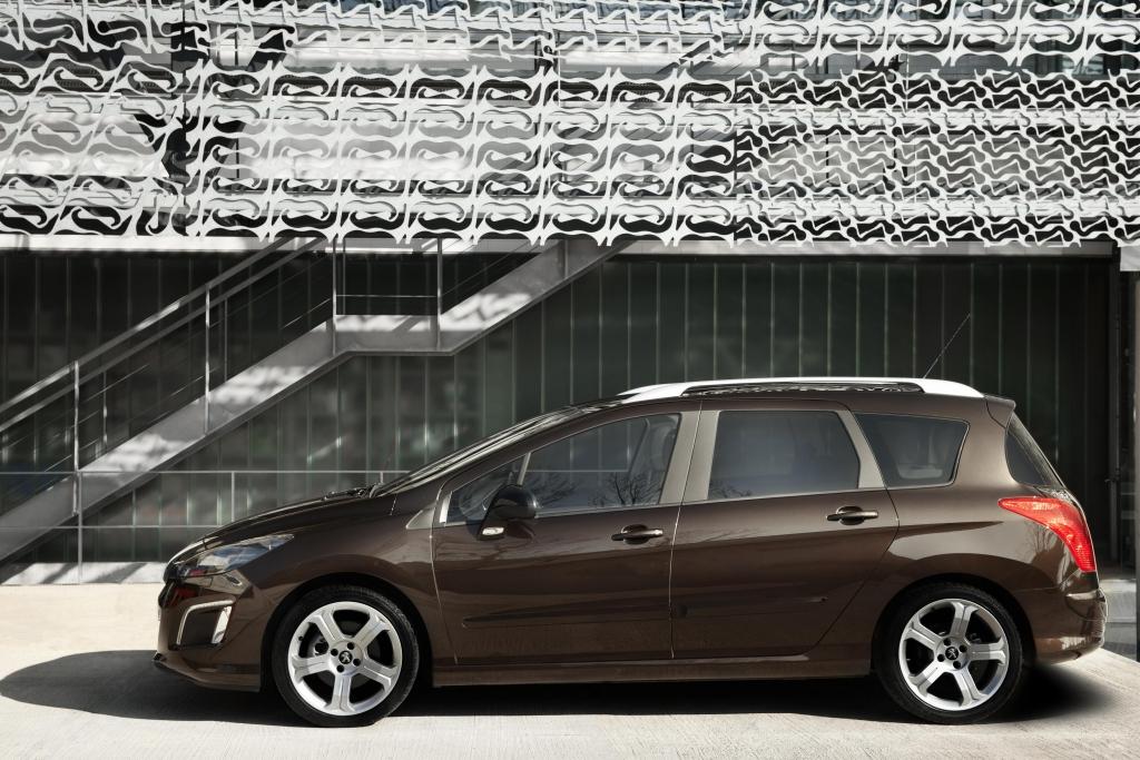 Peugeot spendiert Kompaktbaureihe 308 umfangreiche Modellpflege