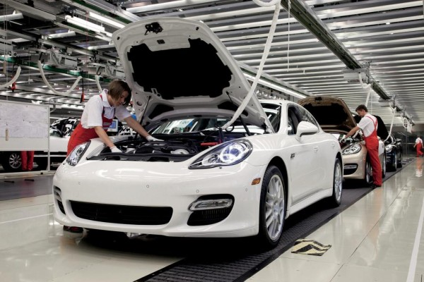 Porsche will Leipziger Werk ausbauen