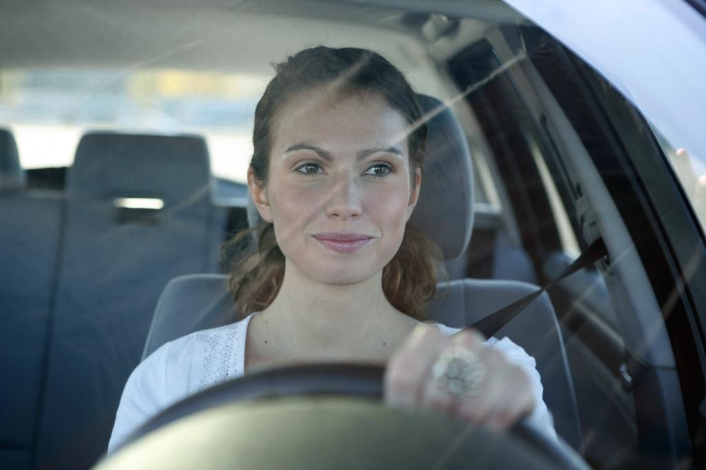 Ratgeber - Richtig sitzen im Auto