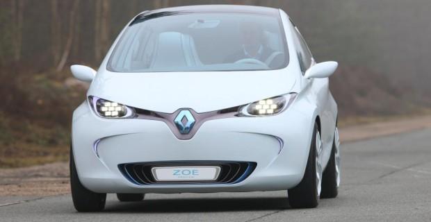 Renault Zoe - Die Zukunft kommt auf leisen Sohlen