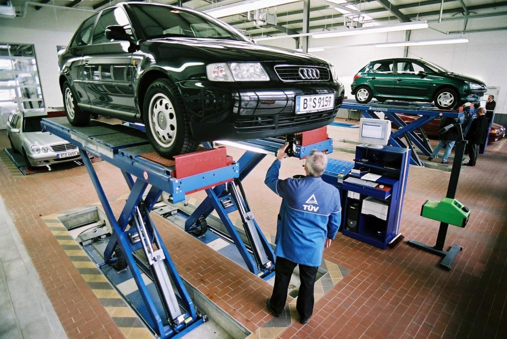 Riesige Preisspanne bei Werkstatt-Ersatzwagen