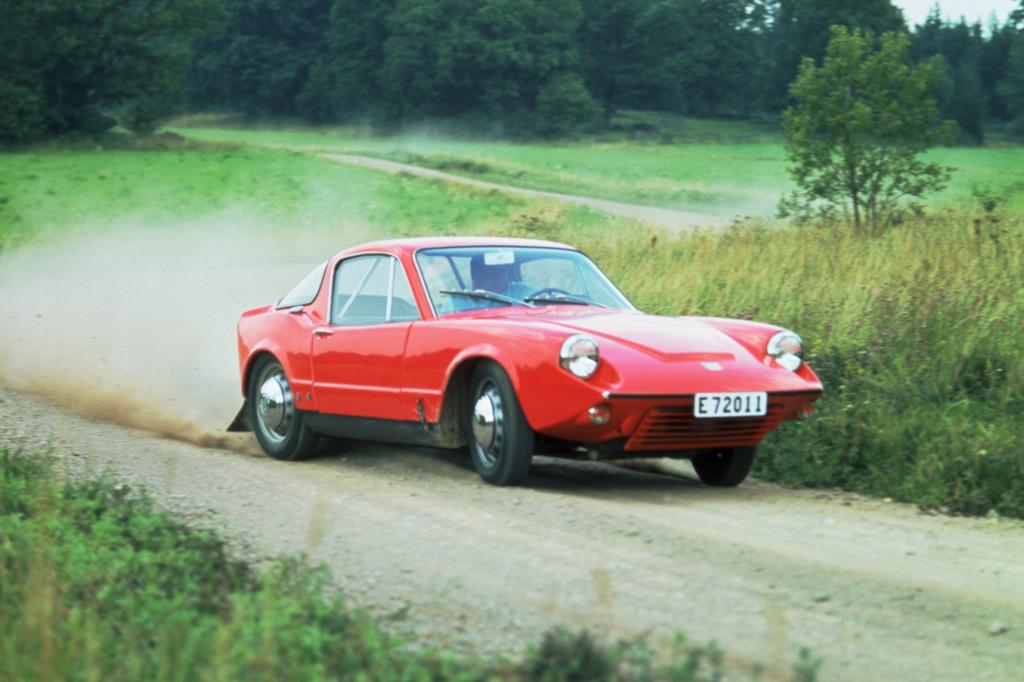 Saab Sonett IIV, 1967