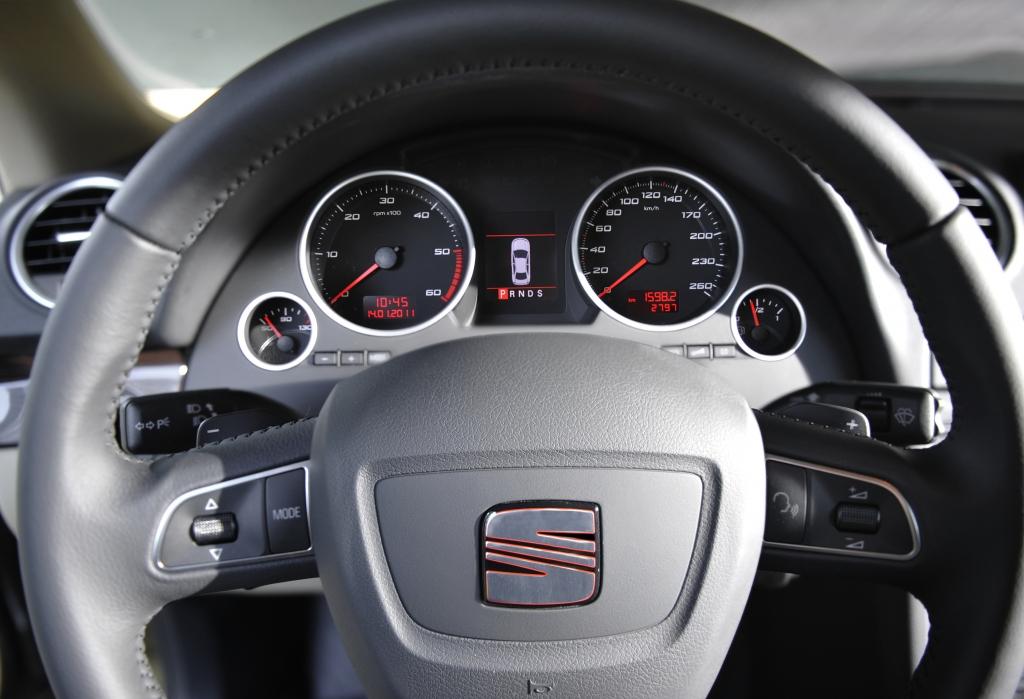 Seat Exeo ST 2.0 TDI Multitronic - Kein altes Eisen (Fahrbericht)