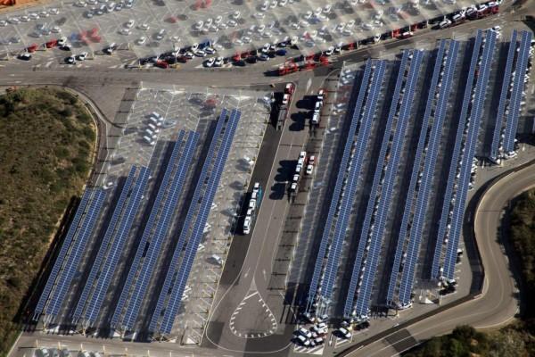 Seat nimmt Solaranlagen in Betrieb