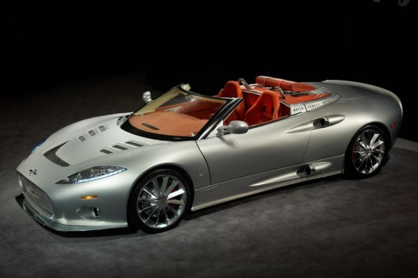 Spyker trennt sich von Sportwagenproduktion