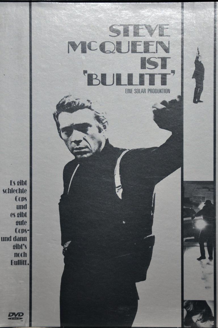 Steve McQueen ist Frank Bullitt, das alleine reicht schon
