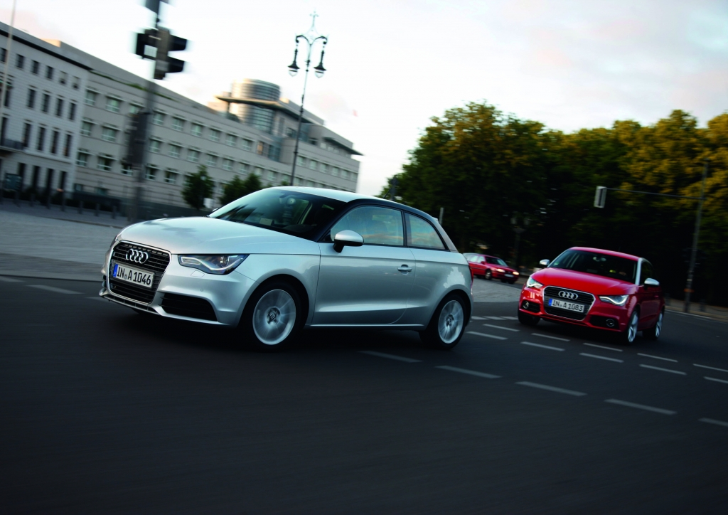 Test: Audi A1 1.2 TFSI - Minimalist aus Ingolstadt
