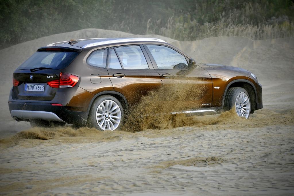 Test: BMW X1 xDrive 20d - Hoch sitzen und tief fliegen