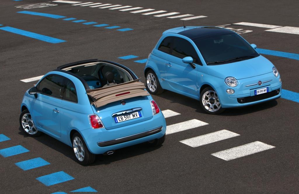 Test: Fiat 500C 0.9 Twinair - Die Zwei-Topf-Diät
