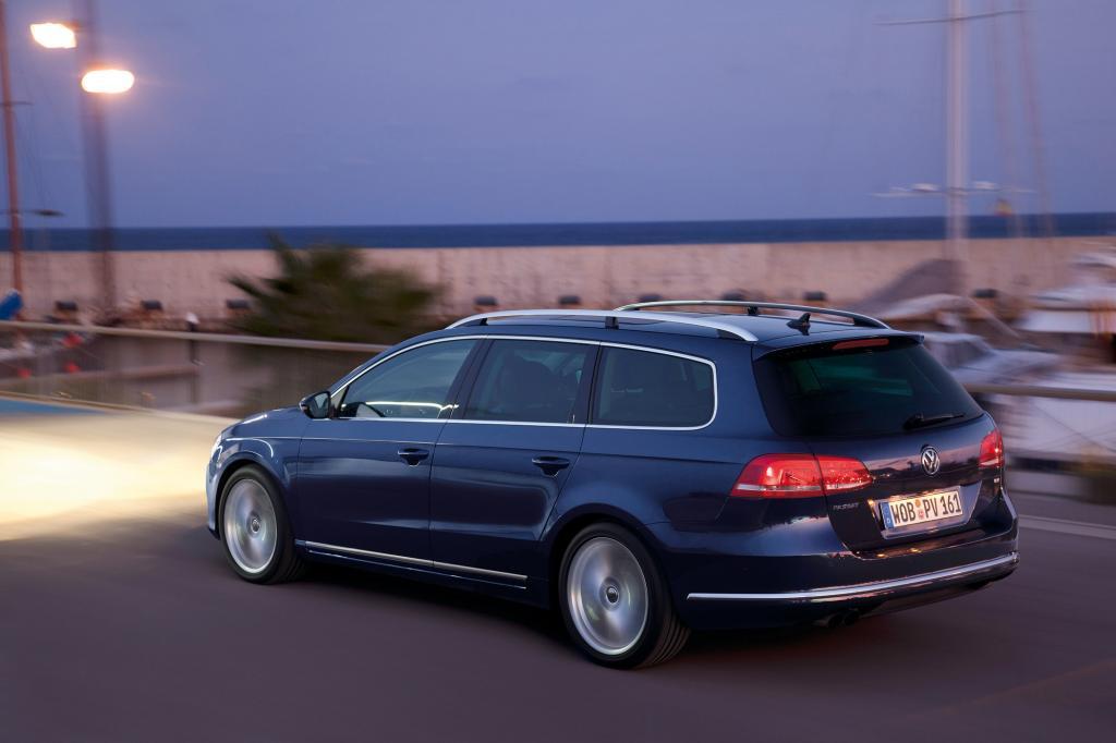 Test: VW Passat Variant 2.0 TDI - Jammern auf höchstem Niveau