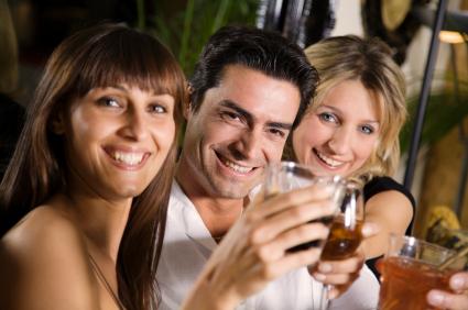 Tipp: Nach geringem Alkoholgenuss keine Autofahrt