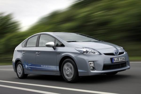 Toyota Prius Plug-in: Rekordverdächtiger Teilzeit-Stromer