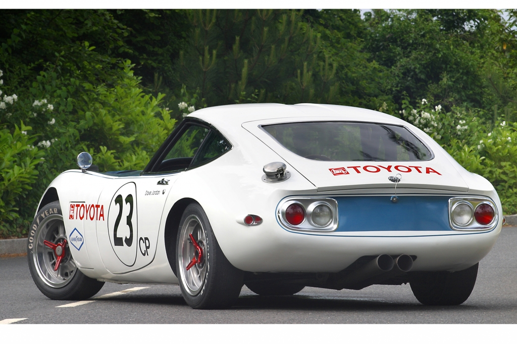 Toyota Shelby 2000 GT, 1967.