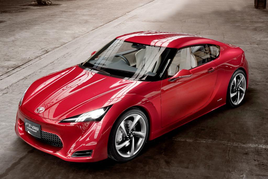 Toyota will mit dem FT 86 Concept wieder sportlich werden