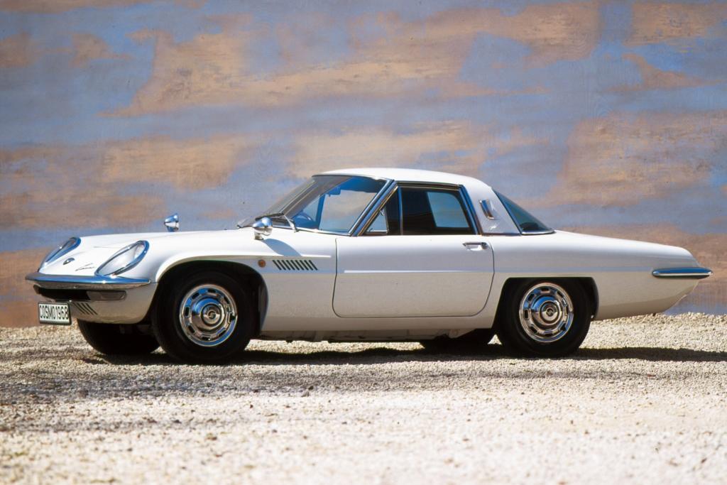 Tradition: 45 Jahre Mazda Cosmo Sport und Toyota 2000 GT - Nippons schnellste Sternschnuppen der Sechziger