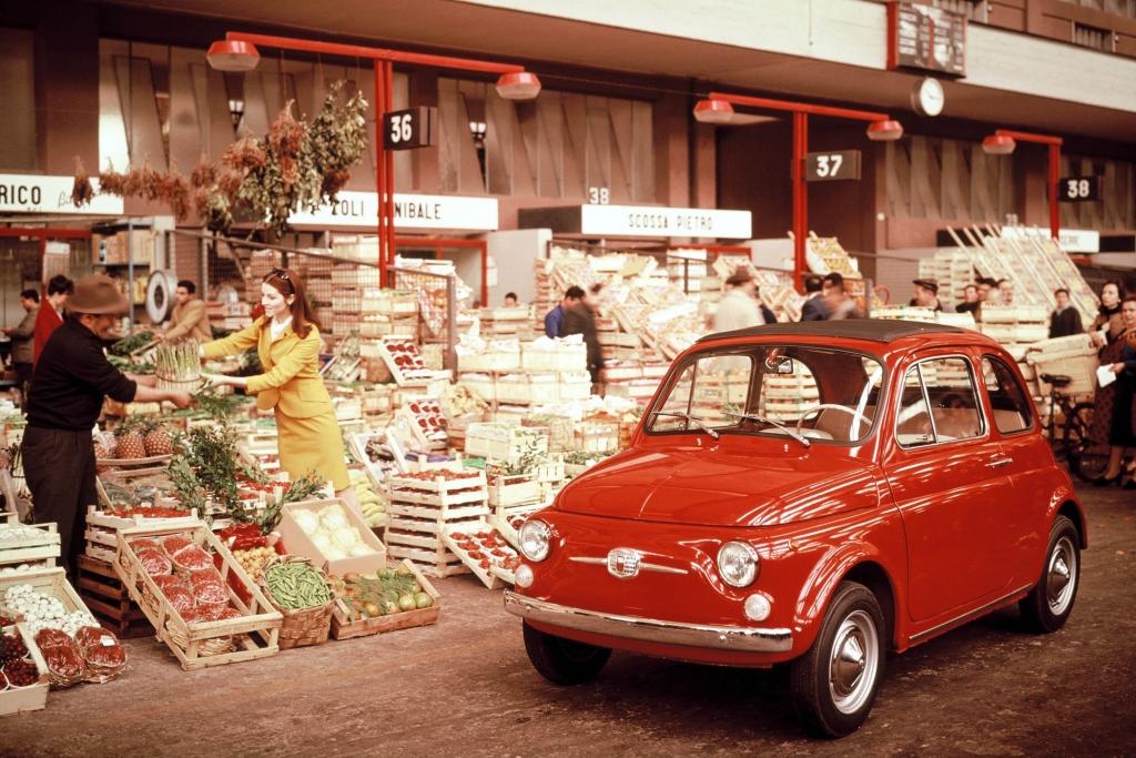 Tradition: 75 Jahre Fiat 500 - Von Mäusen und Menschen