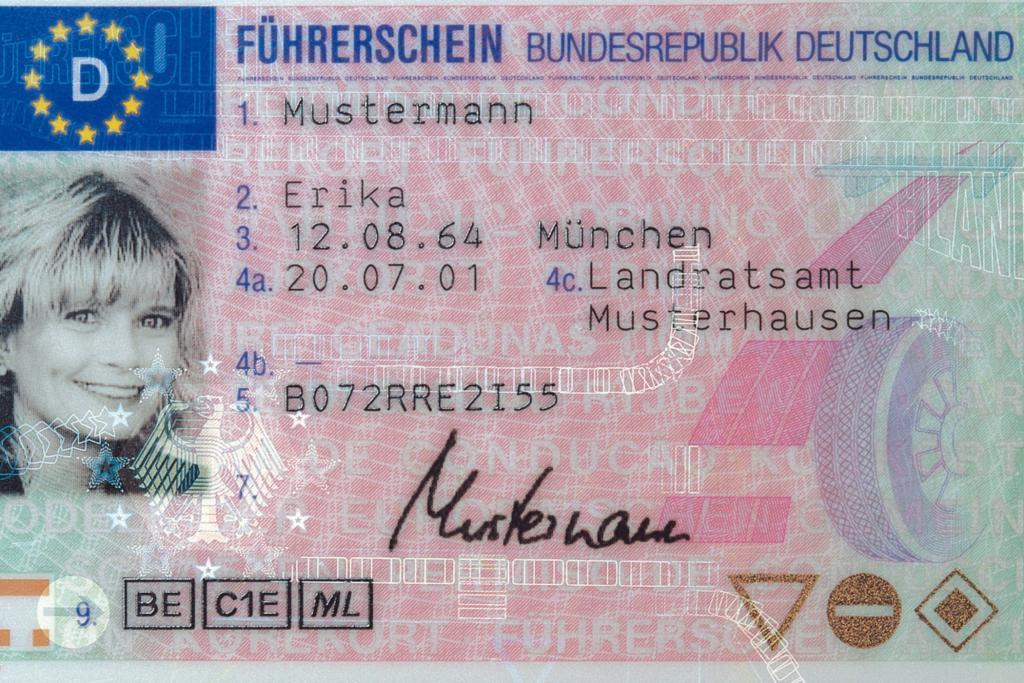 Verkehrszentralregister - Flensburger Punktestand