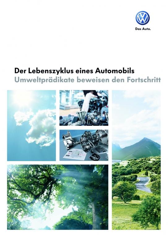 Volkswagen gestaltet Umweltprädikate neu