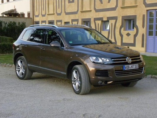 Volkswagen gewinnt Good Design-Awards für Jetta und Touareg