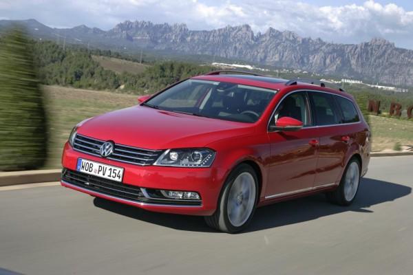 Volkswagen in sechs Segmenten führend