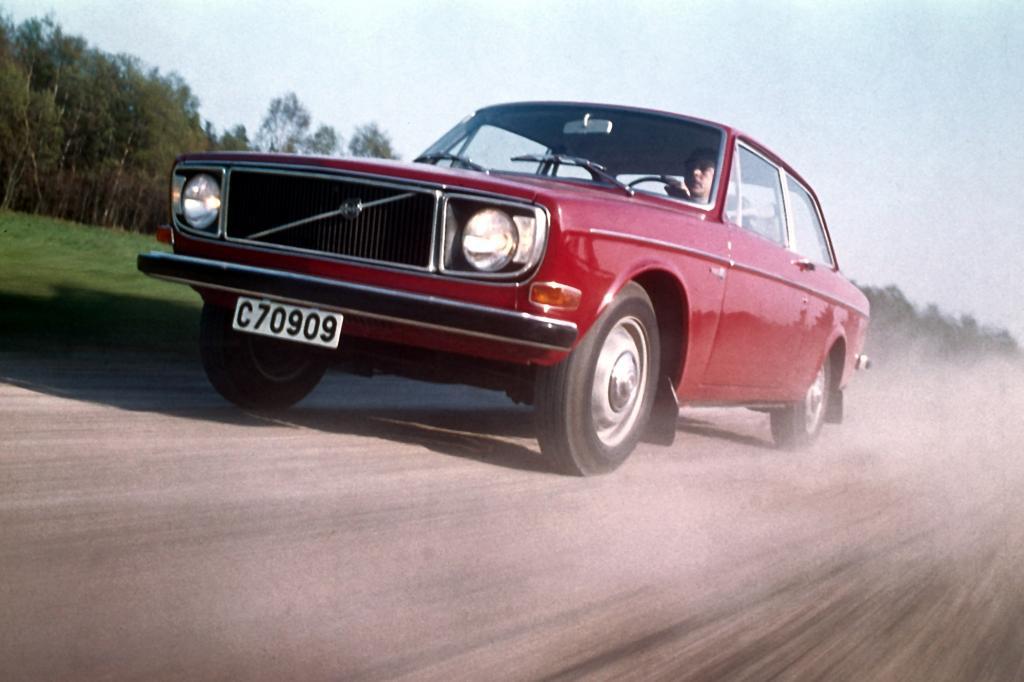 Volvo 142, 1971