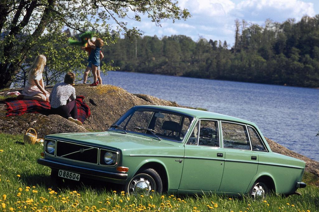 Volvo 144, 1972