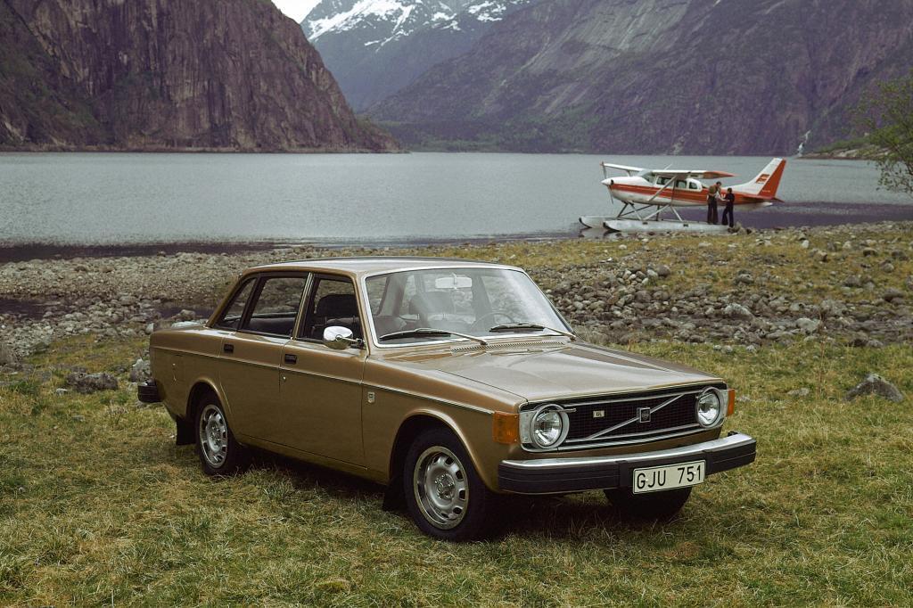 Volvo 144, 1974