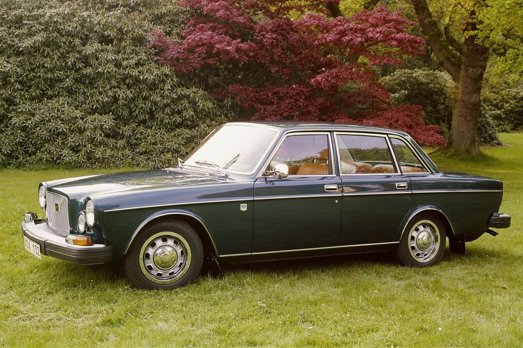 Volvo 164, 1974