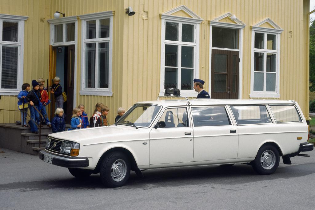Volvo 245 Transfer, 1979