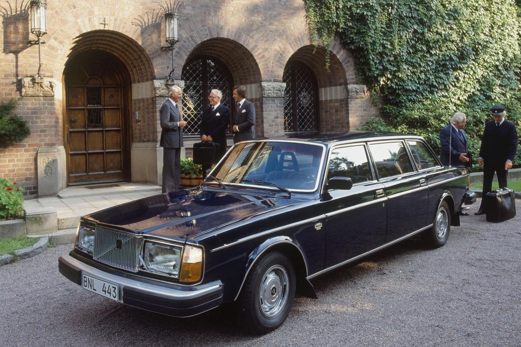 Volvo 264TE, 1979