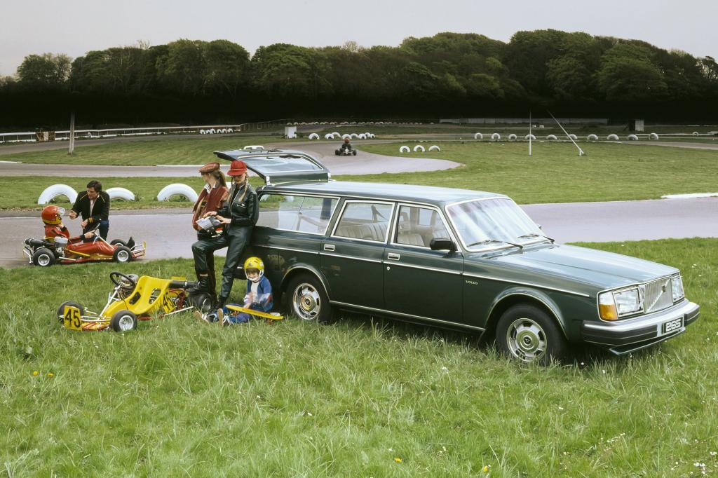 Volvo 265, 1980
